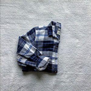 NWOT American Eagle flannel shirt